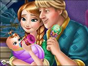 Anna et Kristoff