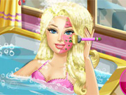 Barbie Spa Ritual