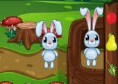 Les lapins mignons