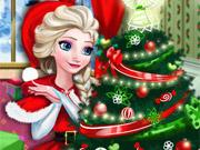la Reine de Glace Noël