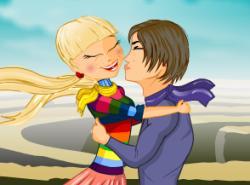 le principe et la fille